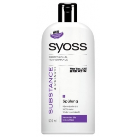 Syoss Substance & Strenght Kräftigungs Spülung