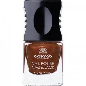 Alessandro Nagellack Brown Bumble Nr 170